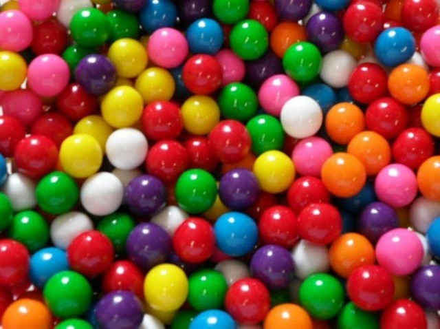 •By the late 1800s, the gum business was booming and a lot of people came out to help.