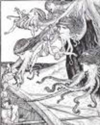 Sirens,Scylla & Charybolis