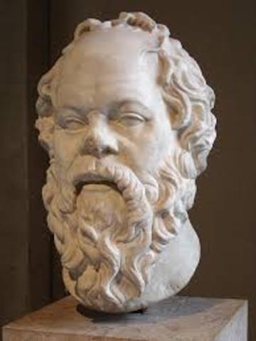 Socrates 470 a.C -399 a.C