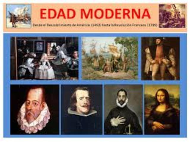Historia de la Filosofia EDAD MODERNA