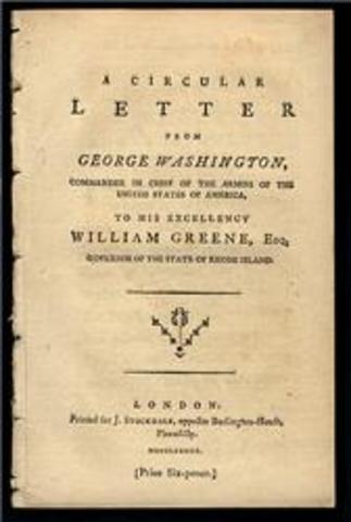 *Colonial Reaction: Massachusetts Circular Letter