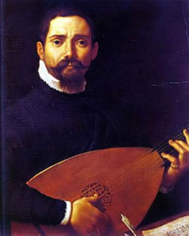 Mor Giovanni Gabrieli (1555-1612)