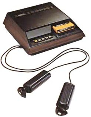 Fairchild Video Entertainment System (VES) or Fairchild Channel F (Best-selling game: Pong&Table Tennis)