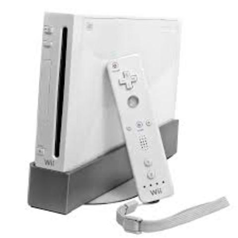 Wii (Best-selling game: Wii Sports)
