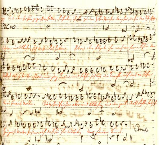 Passió segons San Joan, J. S. Bach