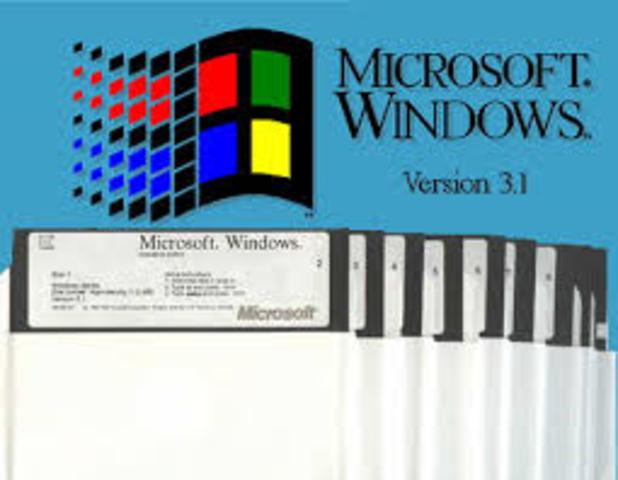 Windows 3.1 y 3.11
