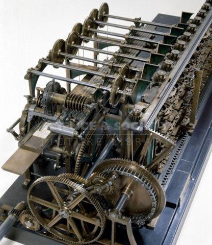 Motor Diferencial de George Scheutx