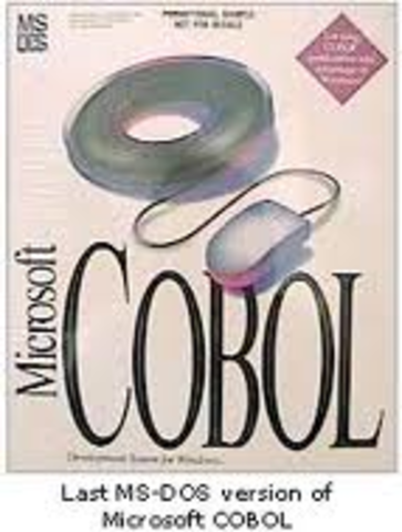 Lenguaje de alto nivel Cobol