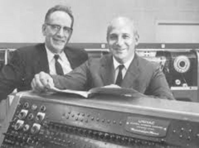 Primera Fabrica de computadoras  de Presper Eckert y John Mauchly