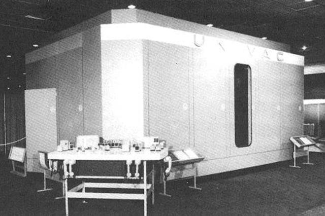 UNIVAC 1 Primera Computadora Comercializada de J. Presper Ecker y John Mauchly