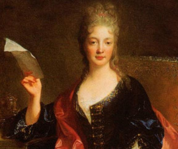 Elisabeth-Claude Jacquet de laGuerre