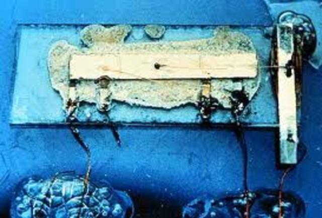 primer circuito integrado por Jack Kilby