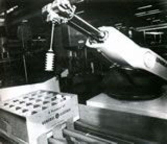 UNIMATE, primer robot industrial