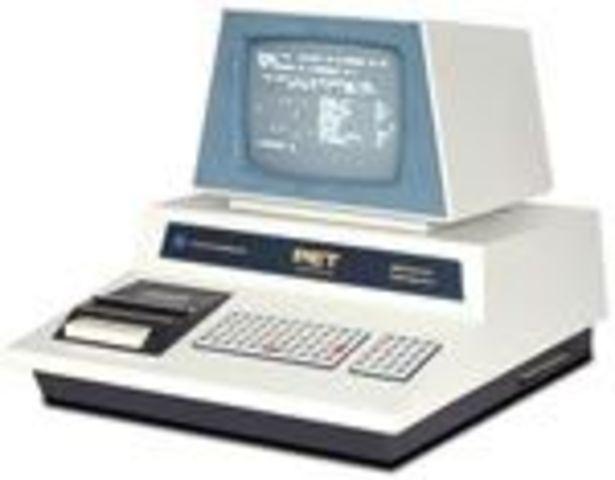 La Commodore PET (Personal Eletronic Transactor)