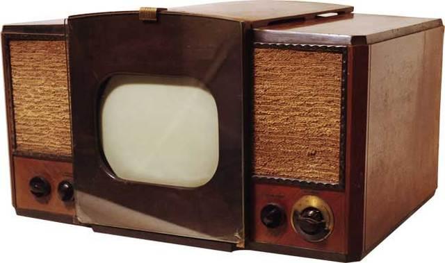 Las primeras tranasmisiones de la television