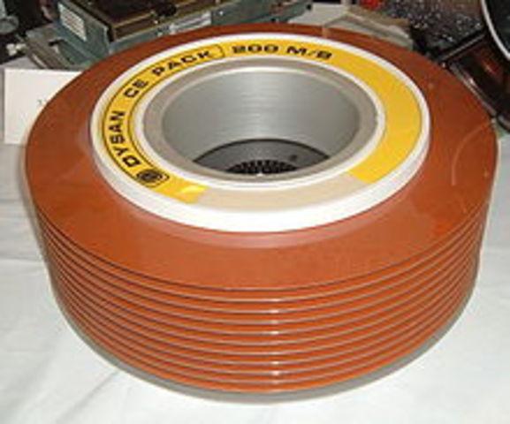 First Gigabyte hard drive