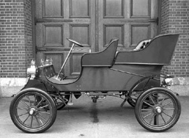 Primer carro Ford