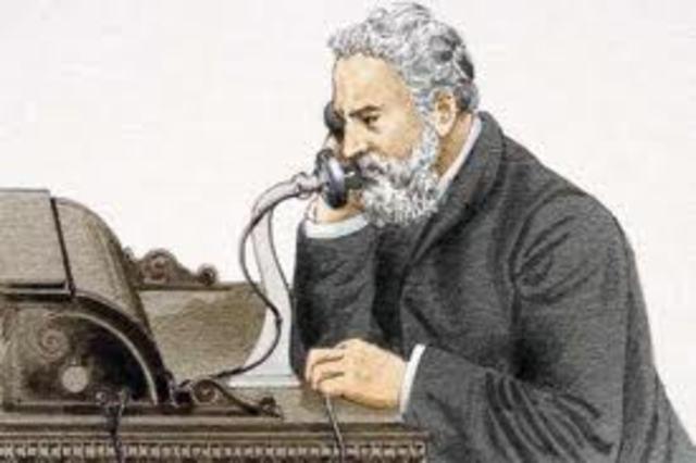 Primer uso de un teléfono