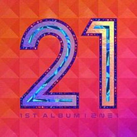 2NE1's debut studio album release 'To Anyone'