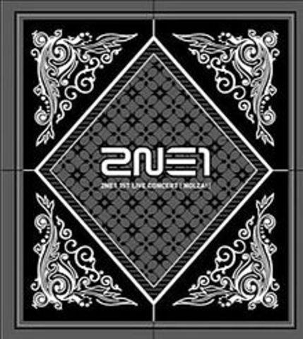 First live album release- '2NE1 1st Live Concert (Nolza!)