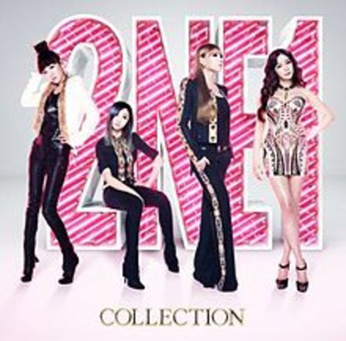 First Japanese studio album release- 'Collection'
