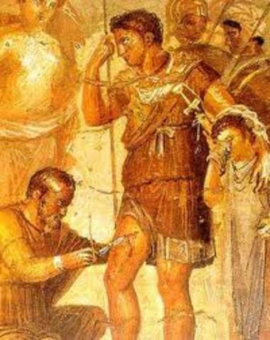 MEDICINA EN EL IMPERIO ROMANO