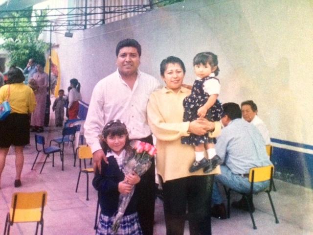 Separación de mis padres.