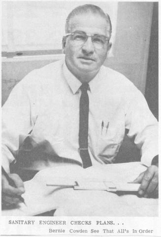 Bernie Cowden