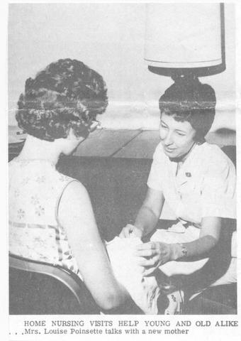 Home Nursing Visits