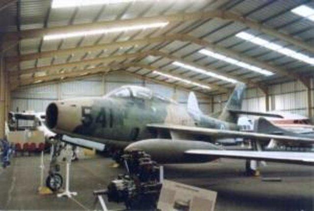 F84 Thunderstreak