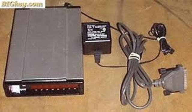 Primer modem