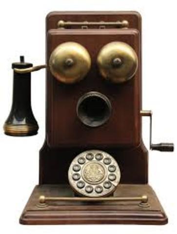 U.S. had about 50,000 telephones