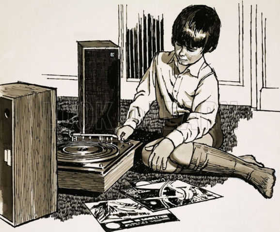 Consumer acceptance of stereo LPs