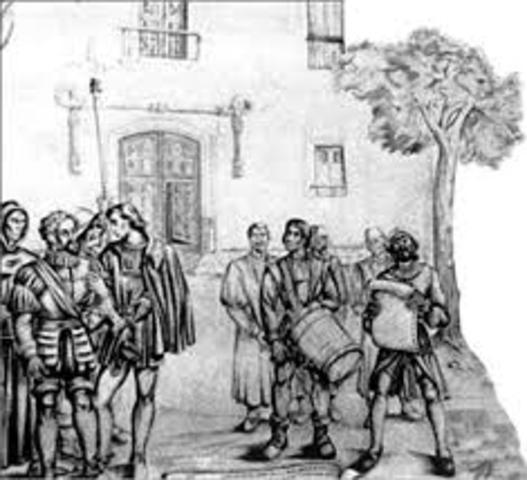 Audiencia de Santo Domingo.