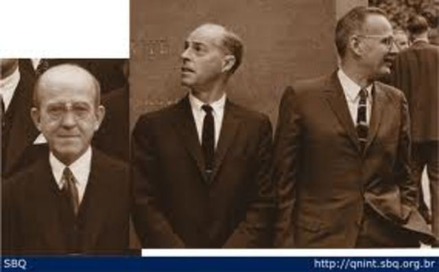 Oswald Theodore Avery, Colin MacLeod y Maclyn McCarty