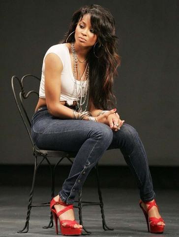 Ciara is a R&B singer