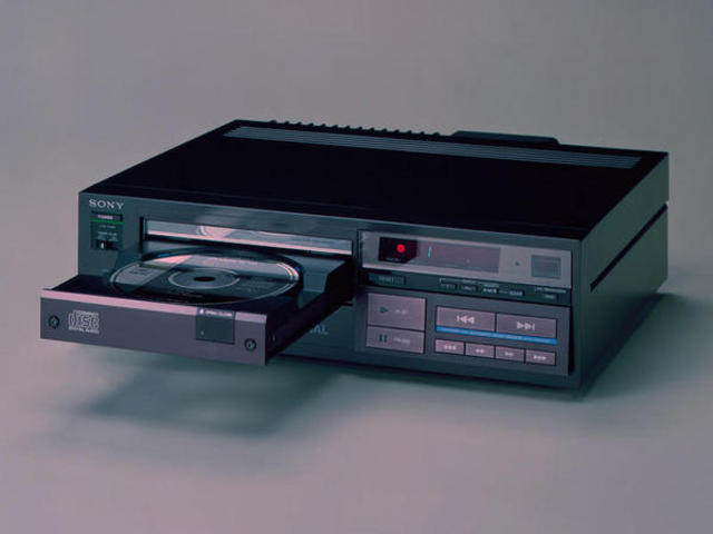 CD philips y sony