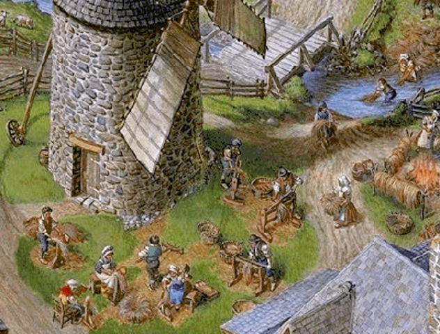 Life in New France is transforming