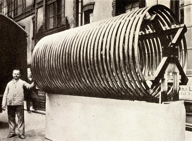 Loading coils