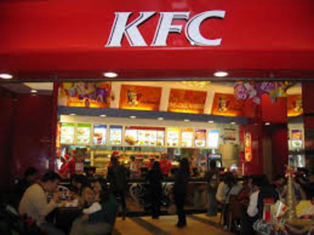 Kentecky Fried Chicken