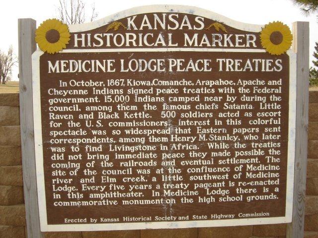 Medicine Lodge Treaty