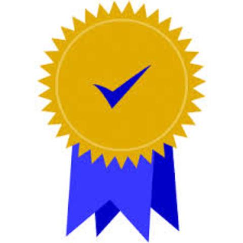 Acknowledge Award