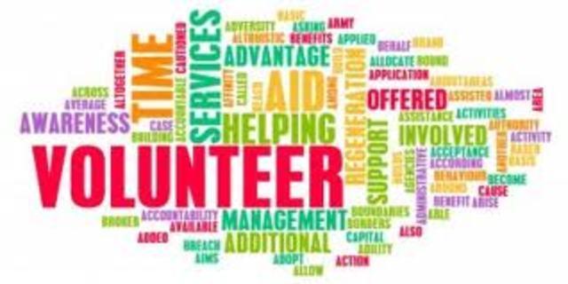 Volunteer Hours Completed