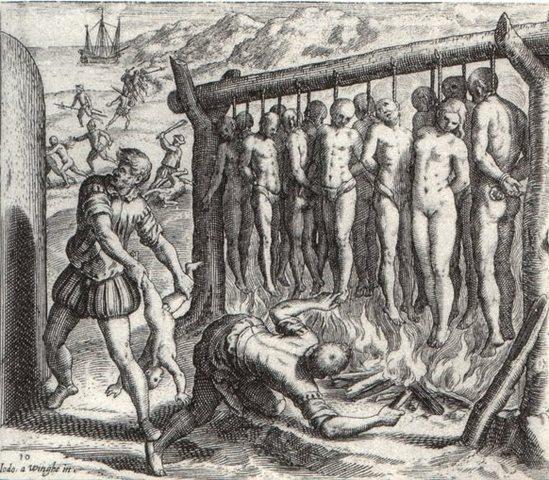 Creación de la Santa Inquisición.