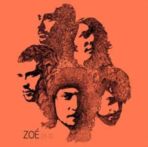 Disco Zoé 01-10