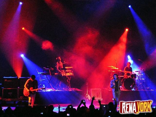 Conmemoración de los diez años de la banda