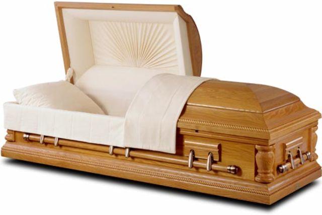 great grandma died