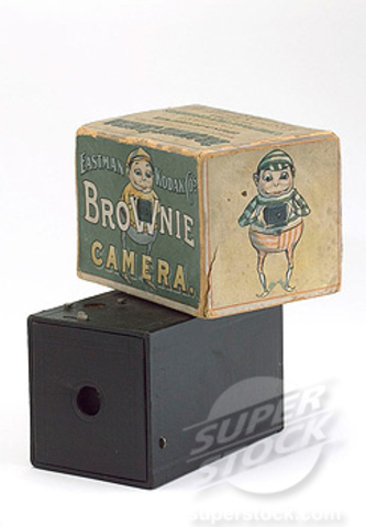 First Mass Produced Camera