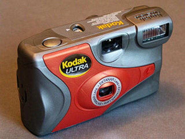Fuji's Disposable Camera