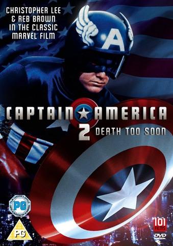 """""""Капитан Америка 2: Слишком скорая смерть"""""""